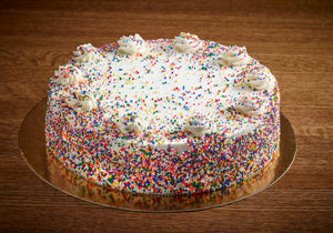 "Birthday Cake Cheesecake | 7"" whole"