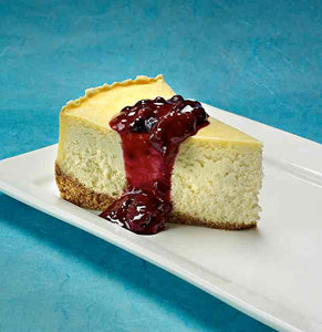 "Low-fat, Gluten-friendly Cheesecake | 10"" whole"