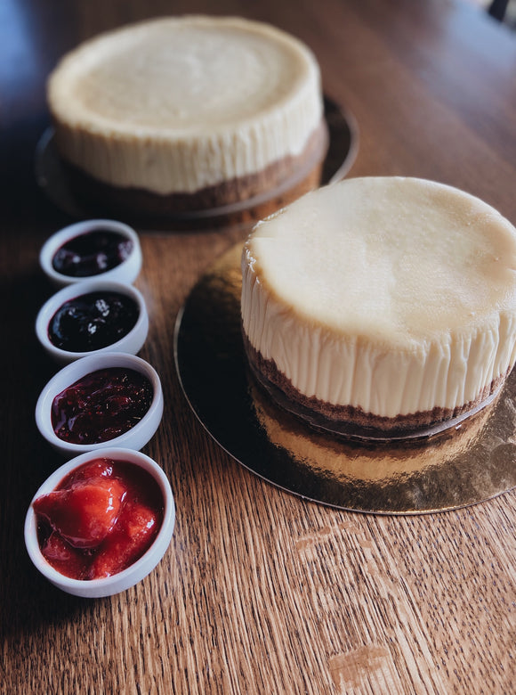 Original NY-style Cheesecake | slice