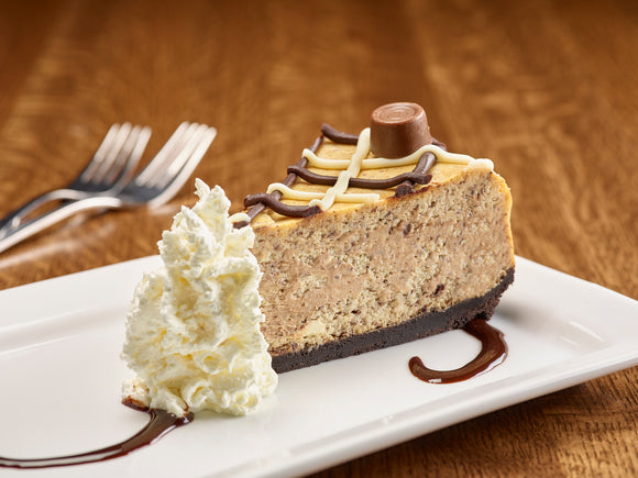 Rolo Cheesecake | 7