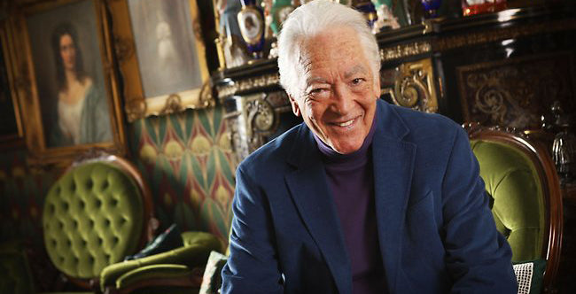RICHARD BONYNGE's 90th BIRTHDAY LUNCH, Postponed to 2021