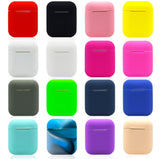 Soft Silicone Case Earphones for Apple Airpods