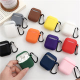 Mini Soft Silicone Case For Apple Airpods