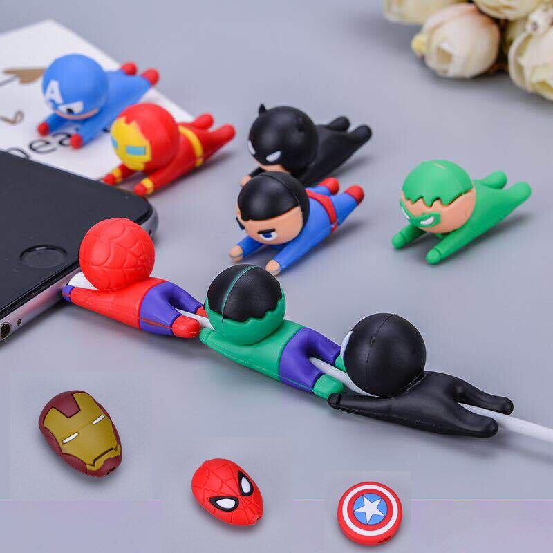 Cable Protector SuperHeroes!