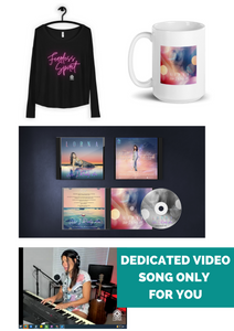 """WHO I REALLY AM EXCLUSIVE DEDICATED SONG VIDEO"" BUNDLE"