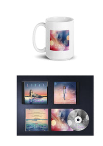 "ESSENTIAL BUNDLE:  SIGNED ""WHO I REALLY AM"" CD + WHO I REALLY AM"" Mug 11 OZ"