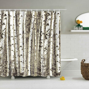 Open image in slideshow, 3d green Shower Curtain