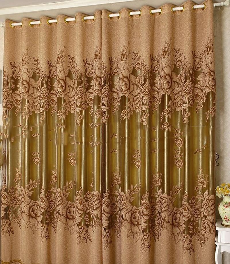 Room Tulle curtain