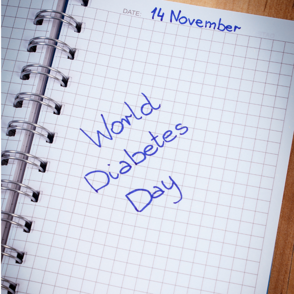 Celebrate World Diabetes Day On November 14