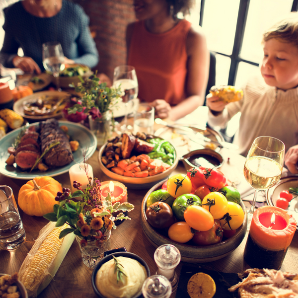 How to Have a Healthier Thanksgiving When You're Watching Calories