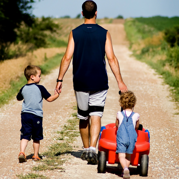 Five Tips to Keep Dad Healthy All Year Round