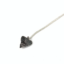 Load image into Gallery viewer, Fossil Shark Tooth Shadow Necklace