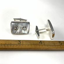 Load image into Gallery viewer, Buckle Cuff Links
