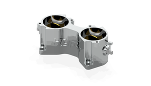 DCOE Throttle Body (Aluminum)