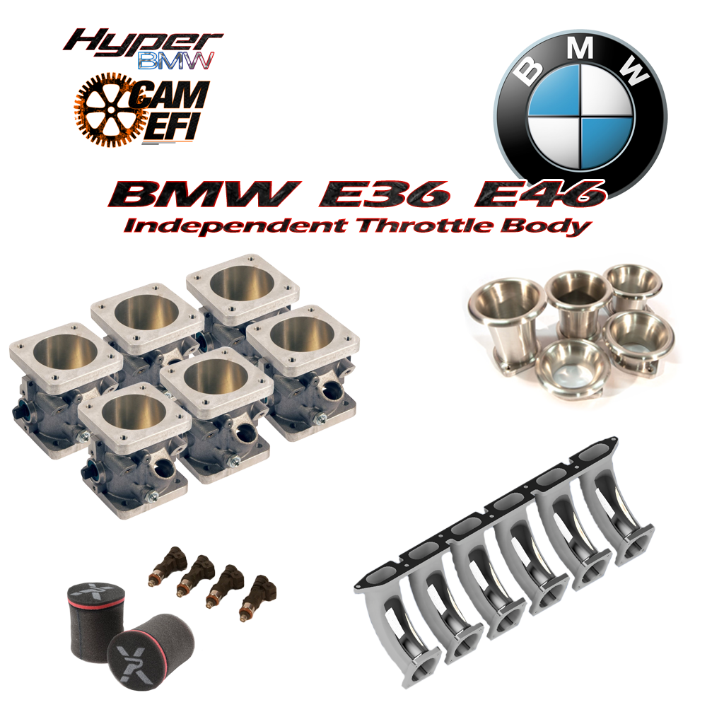 BMW E36/46 Independent Throttle Body Package