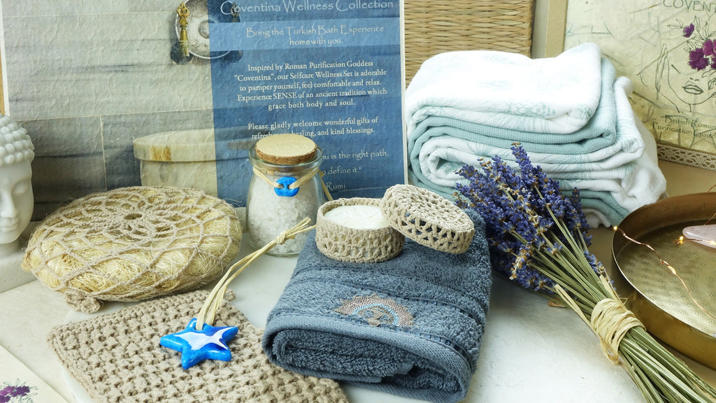 Crocheted Wellbeing Gift Box