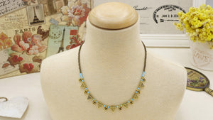 Ancient Goddess Chic Necklace - Verna Artisan Works
