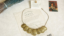 Load image into Gallery viewer, Ancient Goddess Chic Necklace - Verna Artisan Works