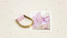 Load image into Gallery viewer, Ancient Goddess Chic Ring - Pink - Verna Artisan Works