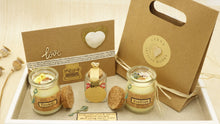 Load image into Gallery viewer, Perfect Match Candle Gift Set with a Jar of Matches - Verna Artisan Works