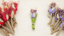 Load image into Gallery viewer, Personalised Mini Dried Flowers Bouquet - Verna Artisan Works