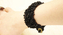 Load image into Gallery viewer, Victorian Style Knitted Bracelet - Verna Artisan Works