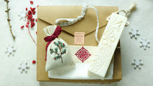 Load image into Gallery viewer, Botanical Wellness Letterbox Gift Set - Verna Artisan Works