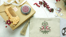 Load image into Gallery viewer, Reindeer - Vanity Makeup Letterbox Gift Set - Verna Artisan Works