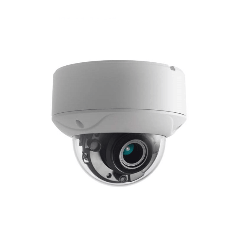 5MP Outdoor IR Vandal Dome camera (HD-TVI/CVI/AHD/CVBS ) 2.7~13.5mm Motorized lens DS-2CE56H0T-AVPIT3ZF - LINOVISION