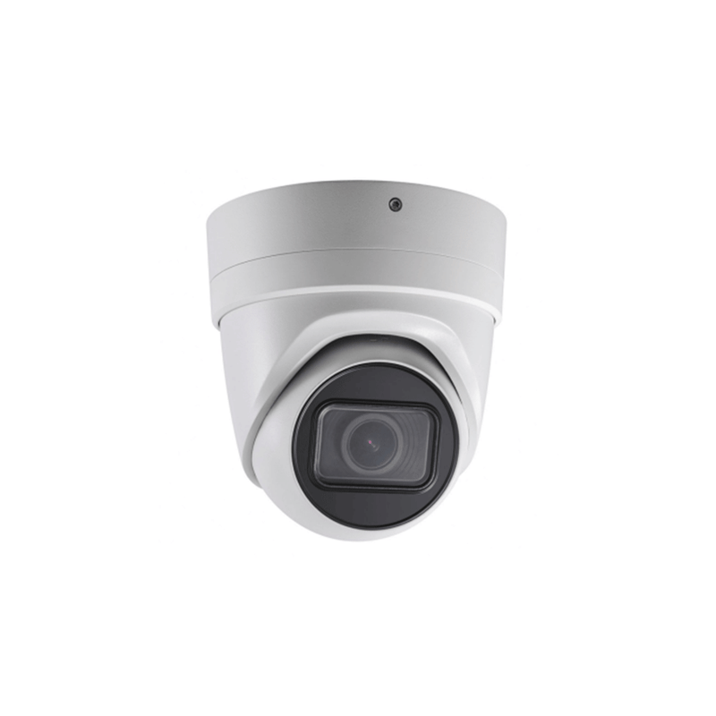 8 MP(4K) IR Vari-focal Turret Network Camera  2.8 to 12 mm lens WDR DS-2CD2H83G1-IZS - LINOVISION