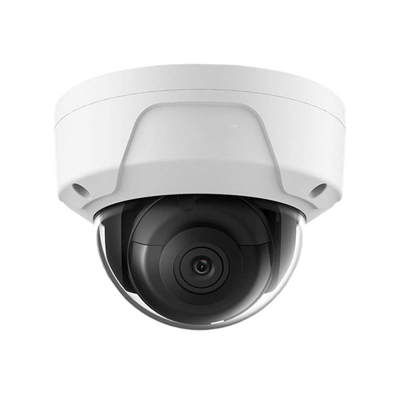 4K H.265+ IP mini dome camera, TrueWDR 2.8mm Or 4mm lens audio/alarm DS-2CD2183G0-IS - LINOVISION