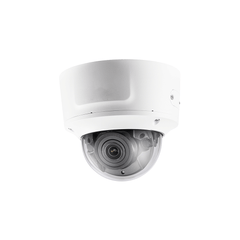 4MP Pro WDR motorized lens IP dome camera 100ft IR alarm/audio 2.8-12mm lens DS-2CD2743G0-IZS - LINOVISION