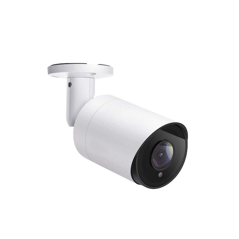 5MP POE IP Bullet Camera With Built-in Mic Weatherproof Metal Housing 2.8mm
