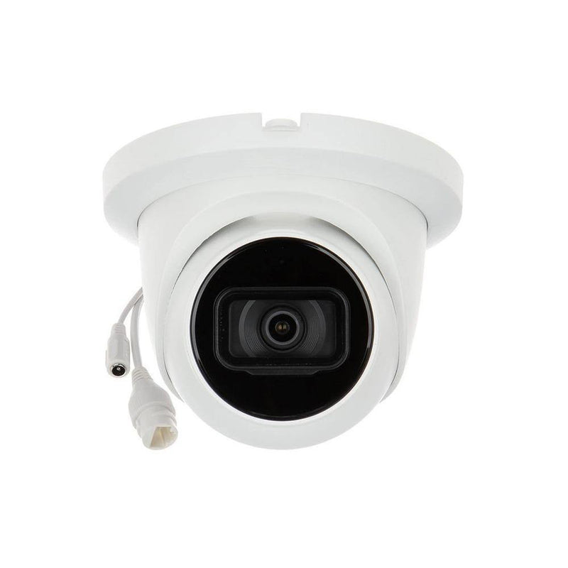 Dahua OEM IPC-HDW3541TM-AS 5MP Lite AI IR Turret Dome Network Camera with SMD and built-in Mic, 2.8mm
