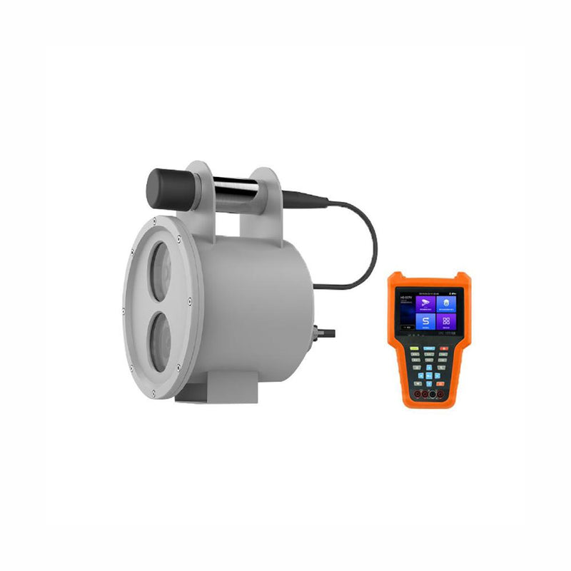 Industrial Underwater Camera with Dissolved Oxygen and Temperature Sensors designed for for Aquaculture farms - LINOVISION