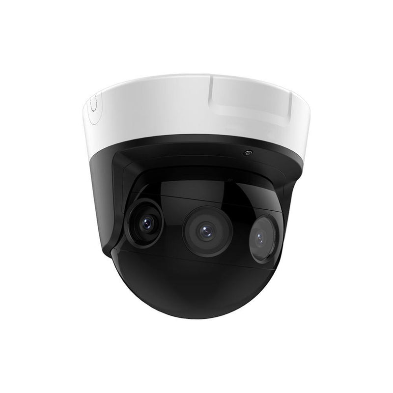 4 × 4MP 180° Panoramic Dome PanoVu Network Camera with Video Stitching