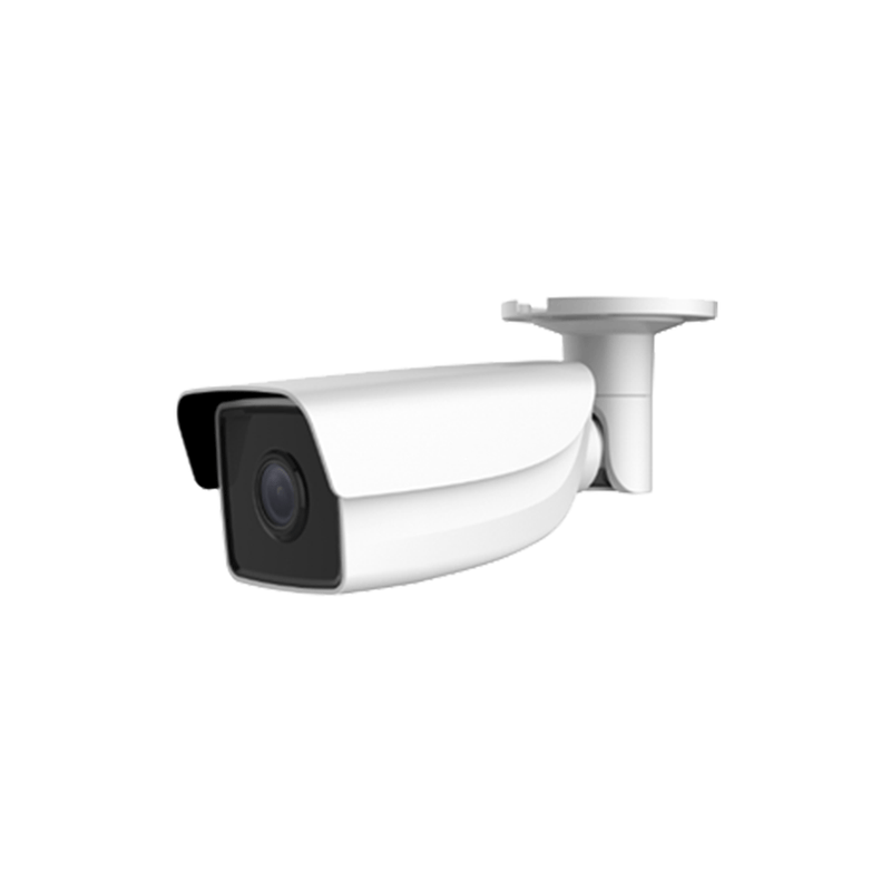 H.265+ 4MP Dark-Fighter IP bullet camera, WDR, 165ft EXIR, 4mm lens, 4 behaviors smart detection and onboard storage (IPC524-F (4mm) ) - LINOVISION