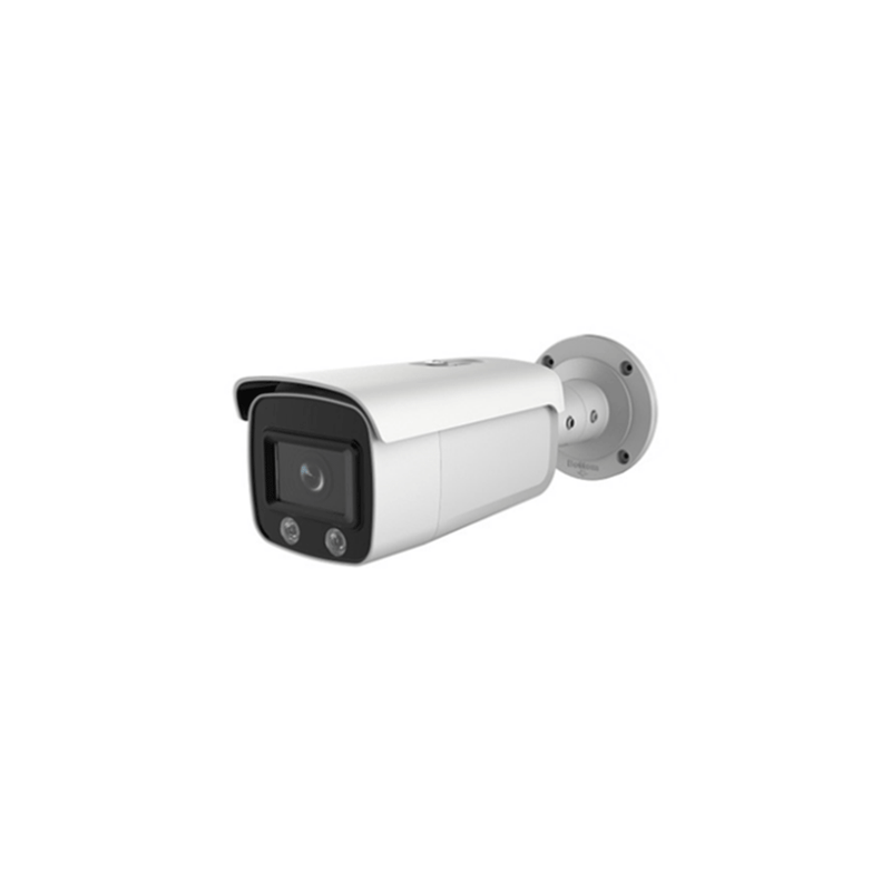 4 MP ColorVu Fixed Bullet Network Camera H.265+ compression 2.8mm DS-2CD2T47G1-L - LINOVISION
