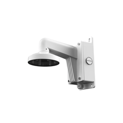DS-1273ZJ-135B Wall-mount bracket & housing for Hikvision VF dome camera whilte aluminum alloy - LINOVISION