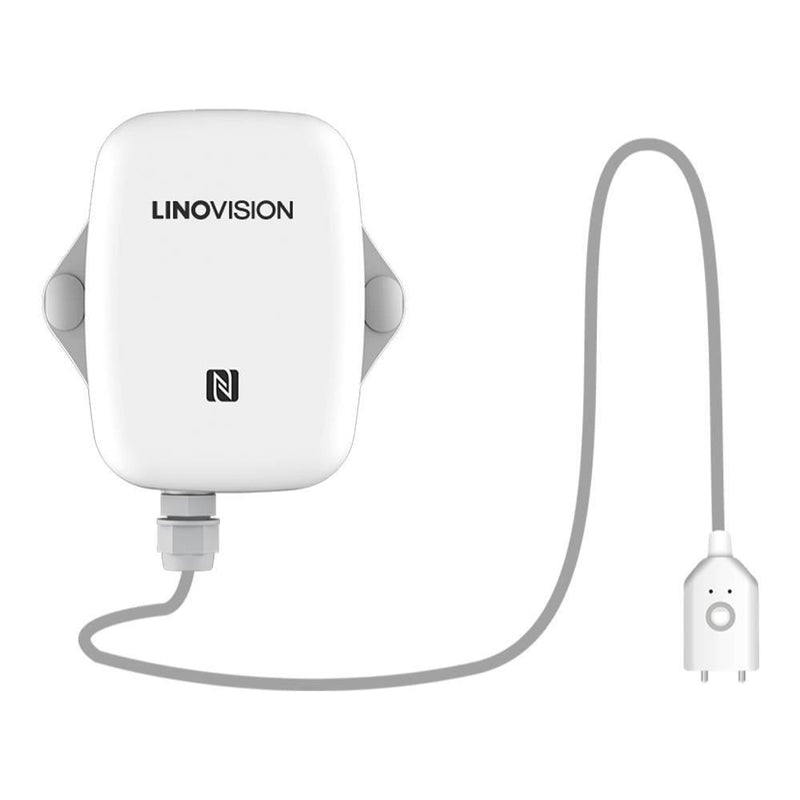 LoRaWAN Wireless Water Detection Sensor for Liquid Leak Detection - LINOVISION