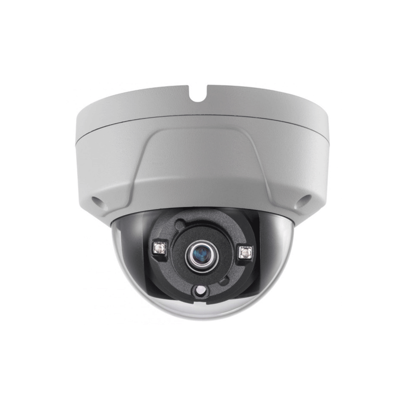 8 MP HD EXIR dome Camera  2.8mm lens OSD  up to 66ft IR distance DS-2CE57U1T-VPIT - LINOVISION