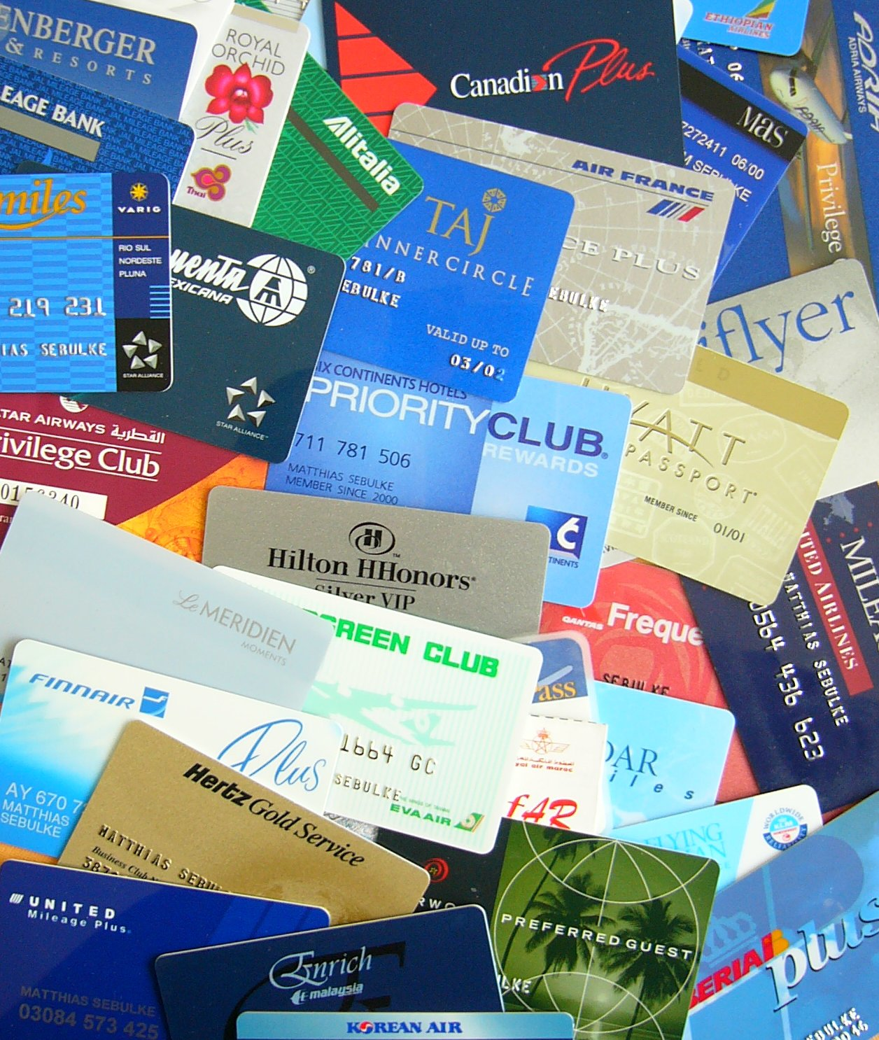 get the most out of your loyalty card