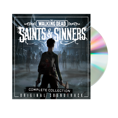 Walking Dead: Saints and Sinners Soundtrack CD