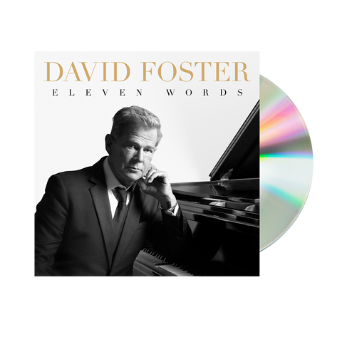David Foster: Eleven Words CD