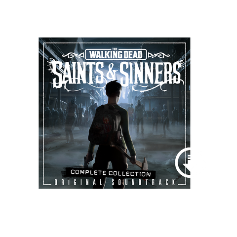 Walking Dead: Saints and Sinners Soundtrack Digital Album