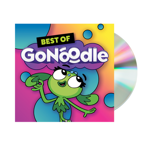 Best Of GoNoodle CD