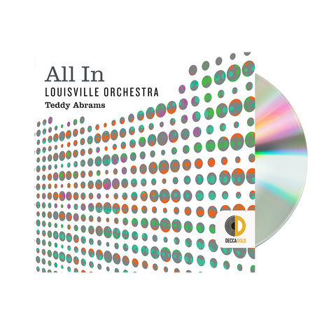 Louisville Orchestra, Teddy Abrams: All In CD