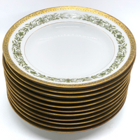 French Soup Bowls, Set of 11