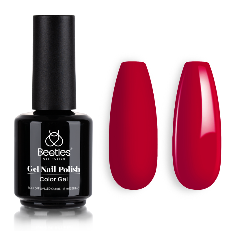 Gel Nail Polish 15ml | Rebecca Red