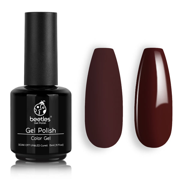 Gel Nail Polish 15ml | Blanchett Maroon
